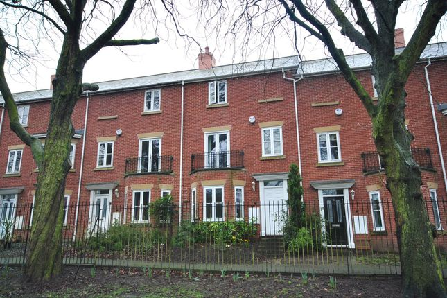 4 bed town house for sale in Darwin Court, Whitchurch