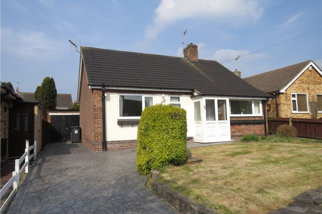 Thumbnail Detached bungalow for sale in Laburnum Crescent, Allestree, Derby
