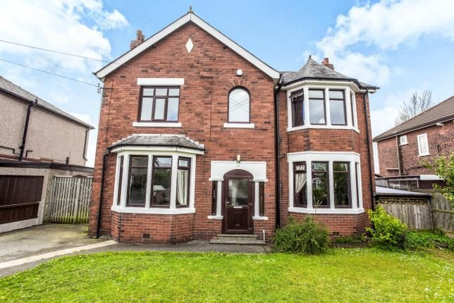 4 bed detached house for sale in Highfield Road North, Chorley, Lancashire, .