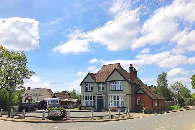 Thumbnail Commercial property for sale in Woodbridge Road, Tunstall, Woodbridge