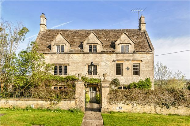 Thumbnail Detached house for sale in Ashley, Box, Nr Bath