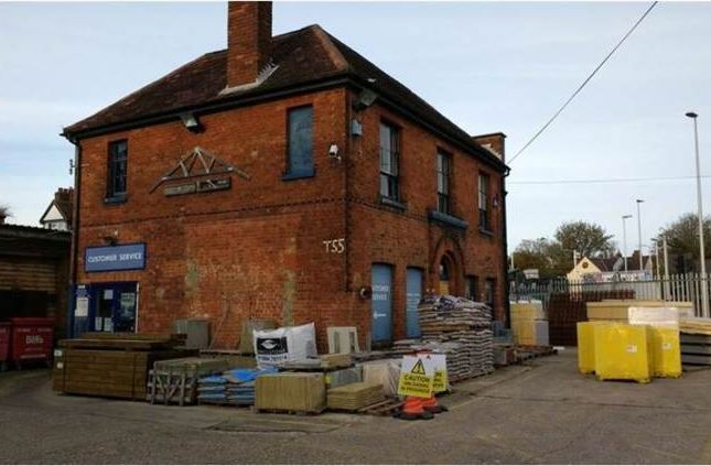 Thumbnail Land for sale in 1 Barkham Road, Wokingham, Berkshire