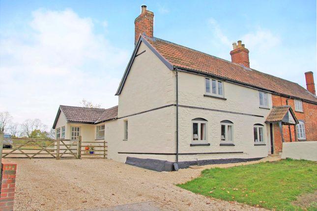 Thumbnail Semi-detached house for sale in St. Ediths Marsh, Bromham, Chippenham