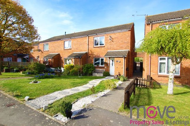 2 bed terraced house for sale in George Whitefield Close, Gloucester GL4