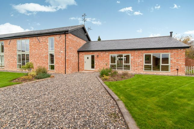 Thumbnail Barn conversion for sale in Ashburton Road, Ickburgh, Thetford