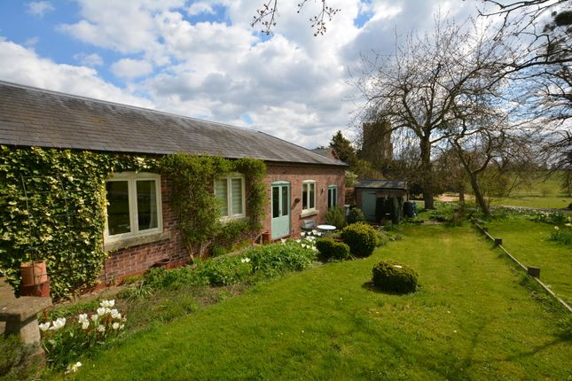 Thumbnail Semi-detached bungalow for sale in Priory Road, Thurgarton, Nottingham