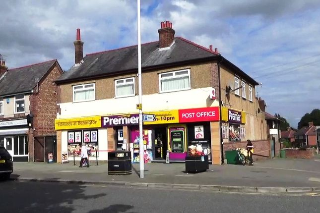 Thumbnail Retail premises for sale in Teehey Lane, Wirral