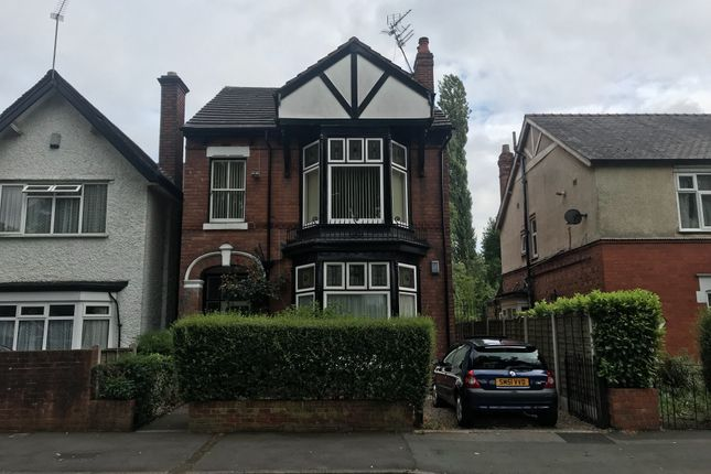 Thumbnail Detached house to rent in Lansdowne Road, Wolverhampton