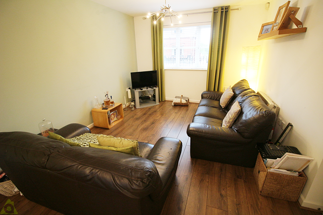 Lounge of Anderby Place, Westhoughton BL5