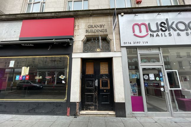 5 bed flat for sale in Granby Street, Leicester LE1