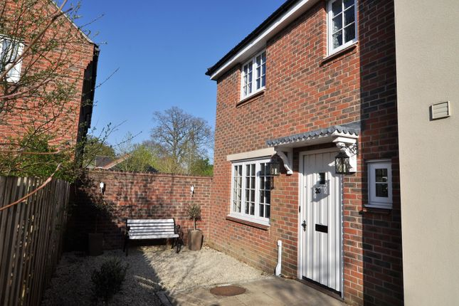 Thumbnail Town house to rent in Cracklewood Close, West Moors, Ferndown