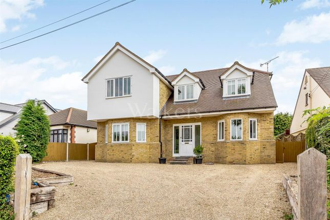 Thumbnail Detached house for sale in Mill Lane, Hook End, Brentwood