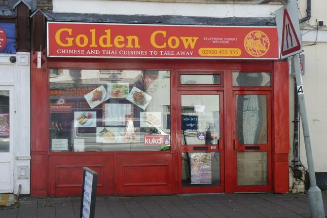 Retail premises for sale in Broadway Street, Cardiff