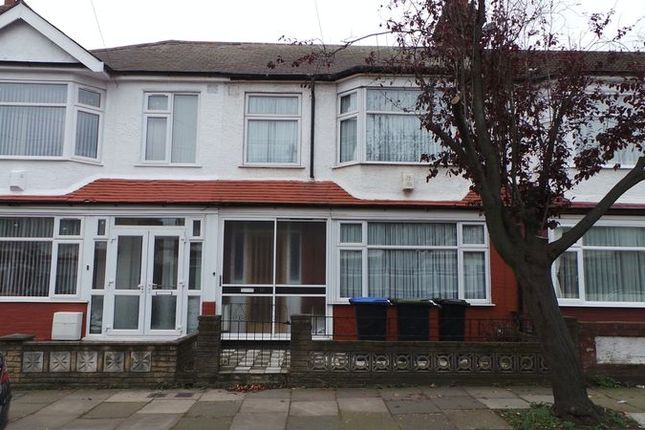 Thumbnail Terraced house for sale in Parkstone Avenue, London