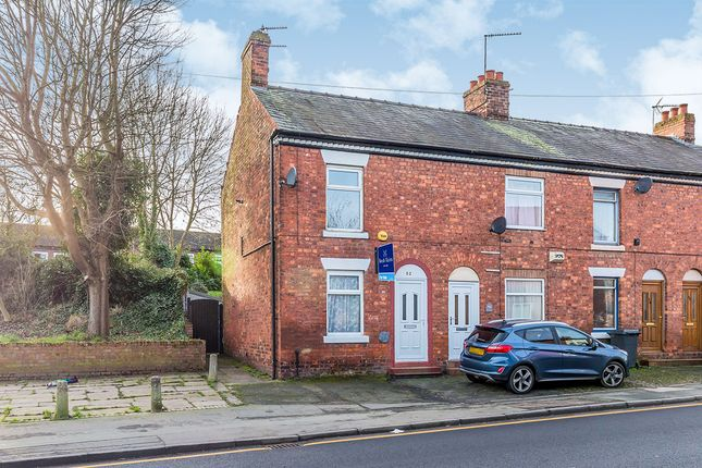 Photography of Lewin Street, Middlewich, Cheshire CW10