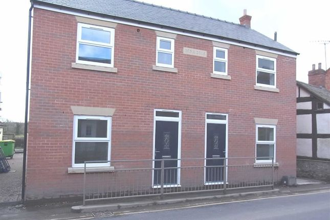 Thumbnail Semi-detached house to rent in 2, Cartref Clyd, Llansantffraid, Powys