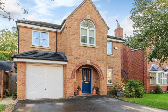 Thumbnail Detached house for sale in Hafod Alyn, Mold, Flintshire