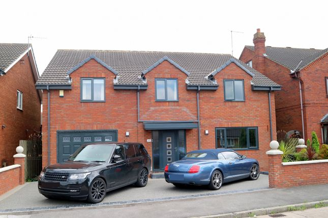Detached house to rent in Impala Way, Hull, East Riding Of Yorkshire