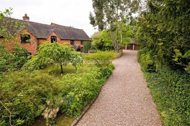 Thumbnail Property for sale in Church Street, Appleby Magna, Swadlincote