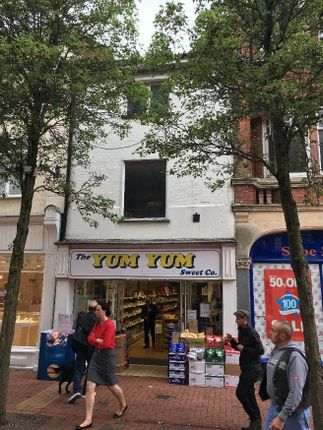 Thumbnail Retail premises for sale in Market Place, Rugby