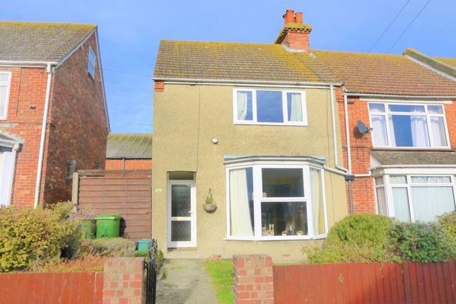 Thumbnail Semi-detached house for sale in Shaftesbury Avenue, Folkestone
