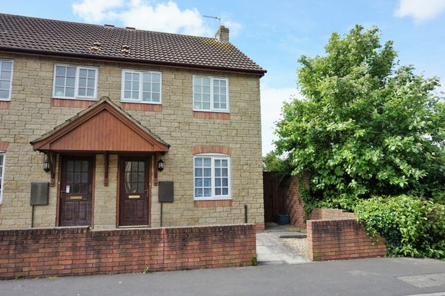 Thumbnail Semi-detached house for sale in Yew Tree Drive, Weston-Super-Mare