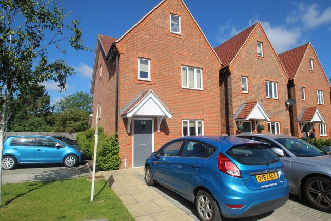Thumbnail Detached house to rent in Marley Close, Botley, Oxford