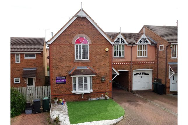 3 bed link-detached house for sale in Benton Drive, Chester