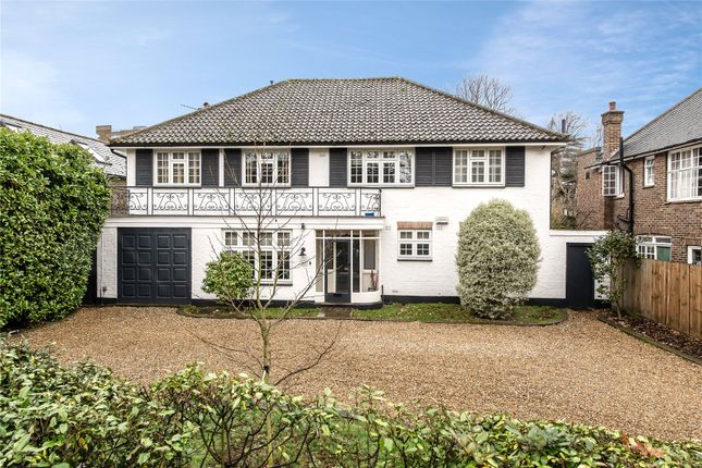 Thumbnail Detached house for sale in Victoria Drive, Wimbledon, London