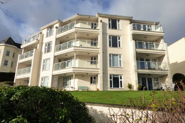 Thumbnail Flat for sale in Livermead Hill, Torquay
