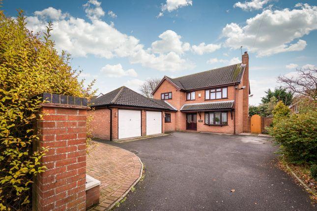 Thumbnail Detached house for sale in Reepham Road, Hellesdon, Norwich