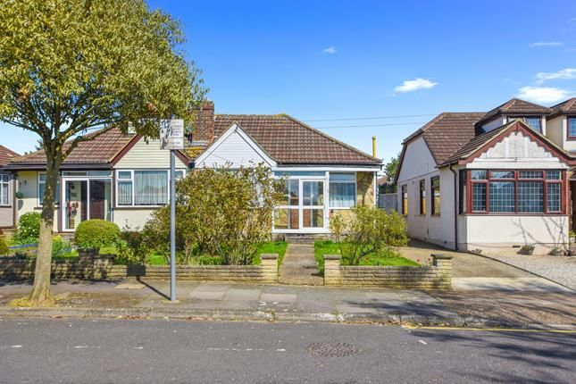 Thumbnail Bungalow for sale in David Drive, Romford, Essex