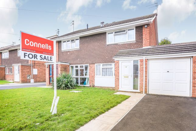 2 bed semi-detached house for sale in Roxby Gardens, Farndale, Wolverhampton