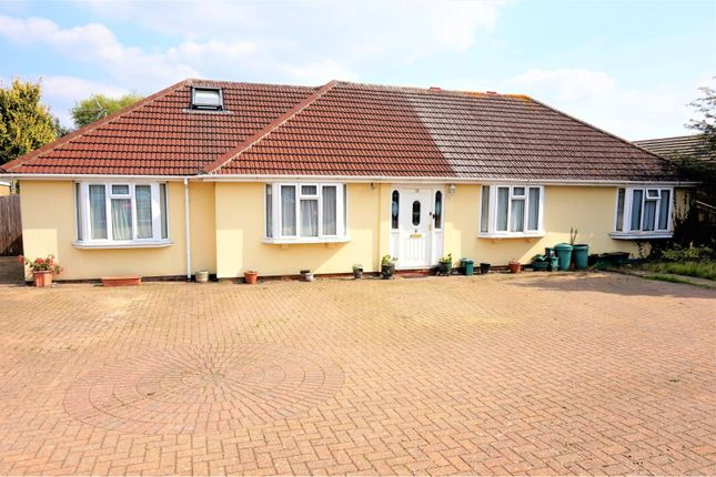 Thumbnail Detached bungalow for sale in Rowhedge Road, Colchester