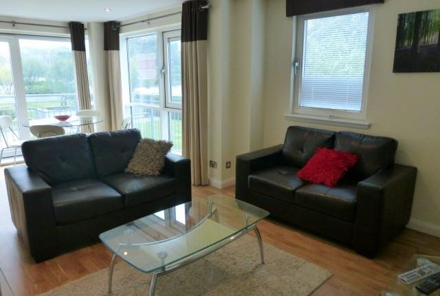 Thumbnail Flat to rent in Queens Highlands, Aberdeen