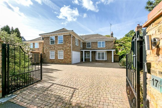 Thumbnail Detached house for sale in Burgess Wood Road South, Beaconsfield, Buckinghamshire