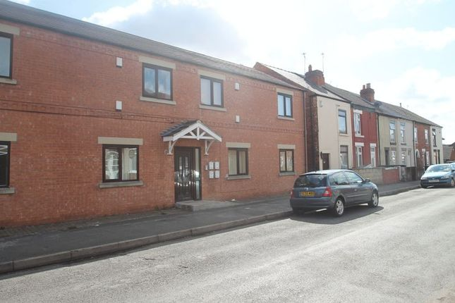 Thumbnail Flat to rent in Victoria Street, South Normanton, Alfreton