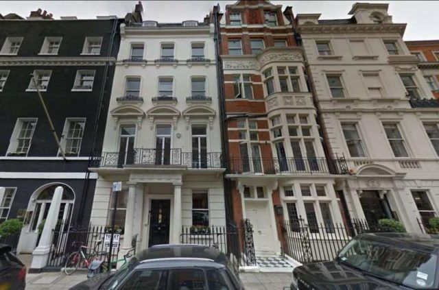 Thumbnail Terraced house for sale in Charles Street, Mayfair, London