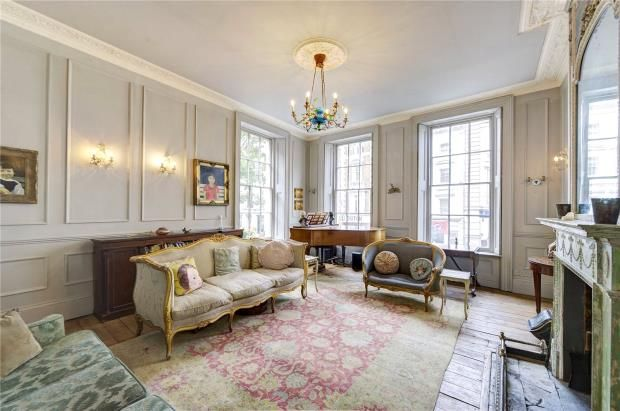 Thumbnail Semi-detached house to rent in High Holborn, Holborn
