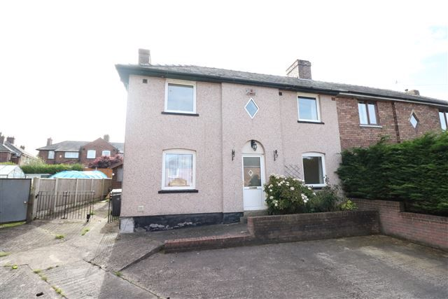 Thumbnail Semi-detached house to rent in Dixon Place, Carlisle, Cumbria