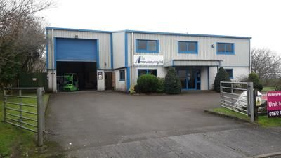 Thumbnail Light industrial to let in Unit 8, Callywith Gate Industrial Estate, Bodmin, Cornwall