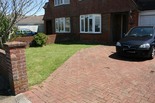 Front Garden of Castleross Road, Pevensey Bay BN24