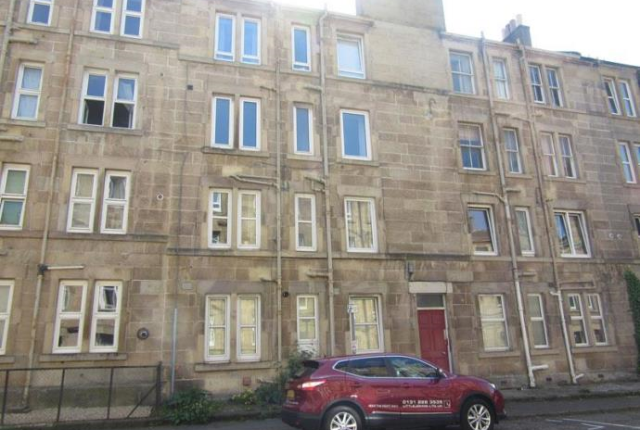 Thumbnail Flat to rent in Watson Crescent, Polwarth
