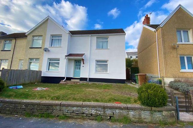 Thumbnail Semi-detached house to rent in Brynhyfryd Terrace, Machen, Caerphilly