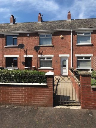 Thumbnail Terraced house to rent in Empire Drive, Belfast