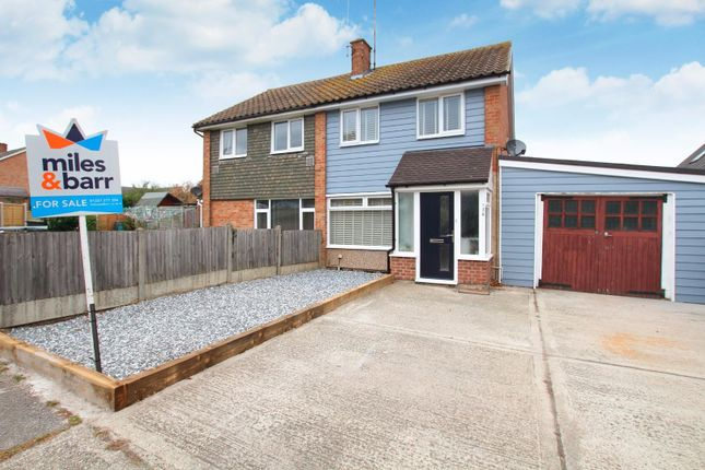 Thumbnail Semi-detached house for sale in Millstrood Road, Whitstable