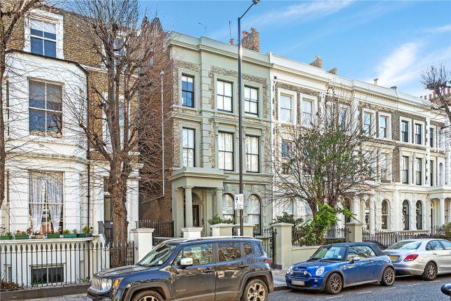 1 bed flat for sale in Leamington Road Villas, London W11