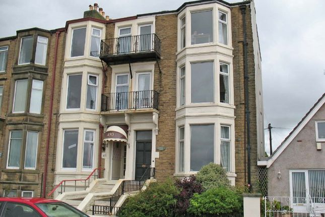 Thumbnail Flat for sale in Marine Road East, Bare, Morecambe