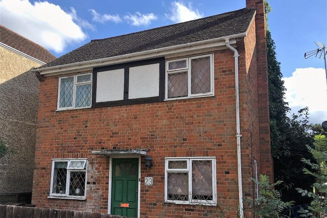 Thumbnail Detached house for sale in Mount Pleasant, St.Albans
