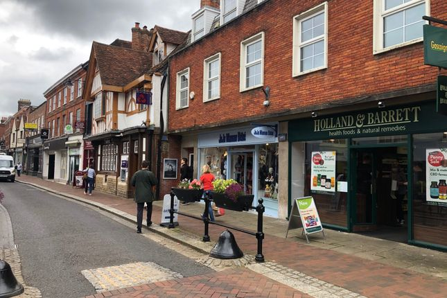 Thumbnail Leisure/hospitality to let in High Street, Godalming